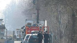 Corzano camionista 35enne trovato morto canale
