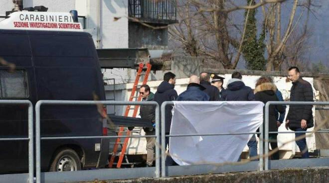 Prevalle trovato cadavere uomo centrale idroelettrica