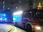 Brescia scoppia incendio casa Muore 44enne