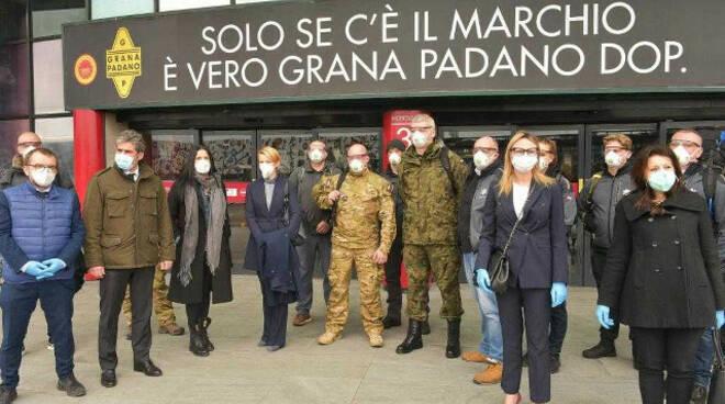 Coronavirus arrivati 15 medici Polonia ospedale Civile