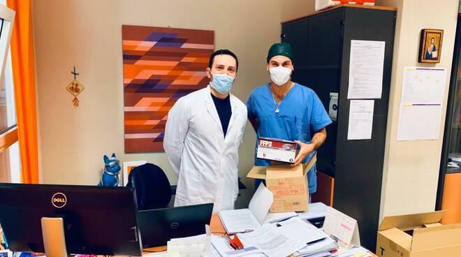 dentisti bresciani donano mascherine