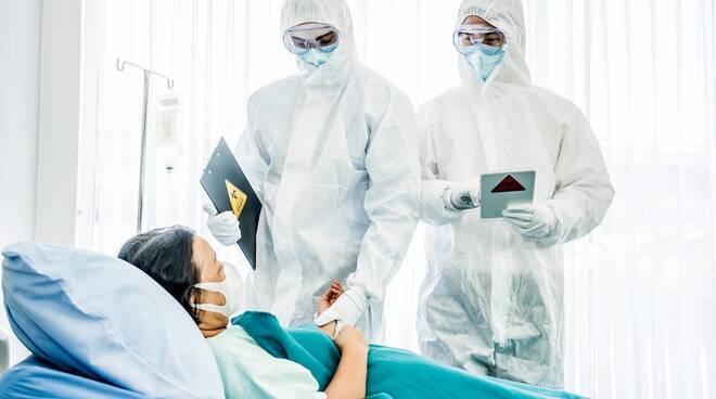 malati e medici coronavirus