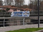 Sarnico strappato striscione unione Brescia Bergamo