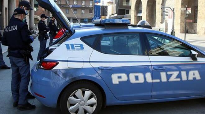 Brescia festa con alcol e droga sul tetto 21enne arrestato