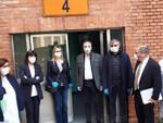Coronavirus centro Covid al Civile Medici incontrano il dg