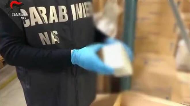 Coronavirus Nas sequestrano 280 mila mascherine della Cef Brescia