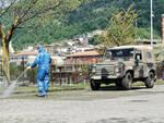 111 case di riposo sanificate tra Brescia e Bergamo russi tornano a casa