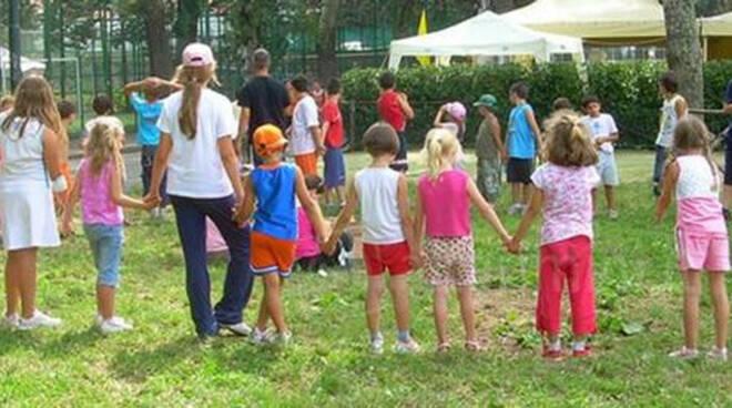 Centri estivi per bambini Brescia pensa a gruppi per ogni quartiere