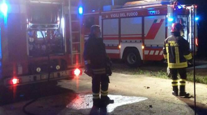 Concesio due auto bruciate in un area privata Indagano i Cc