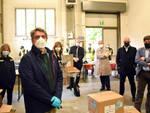 Coronavirus altre 50 mila mascherine per i residenti di Brescia