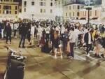Immagine di piazzale arnaldo presa dalla pagina Fb Bresciachenonvorrei