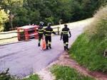 Agnosine 21enne muore travolto dalla sua auto che stava spingendo