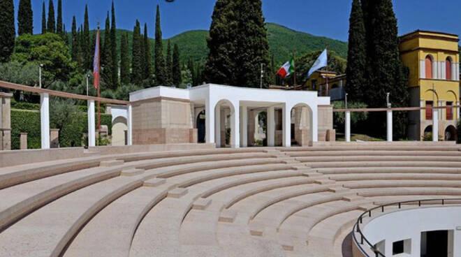 Alto Garda riaprono il MuSa di Salò e il teatro al Vittoriale