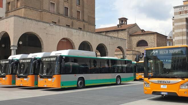 autobus nuovi a metano