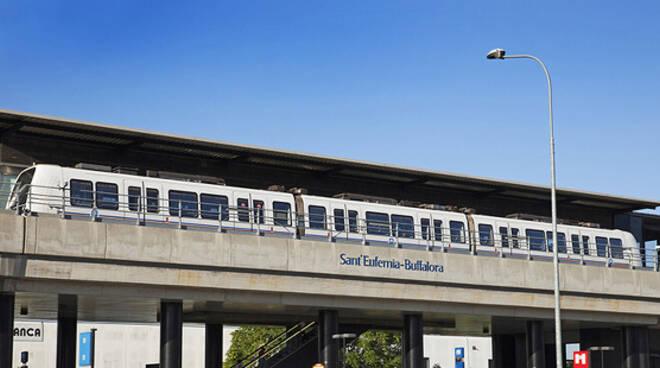 Brescia lavori al viadotto metro tra SantEufemia e Sanpolino