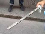 Brescia picchiano a colpi di spranga al bar di Sanpolino