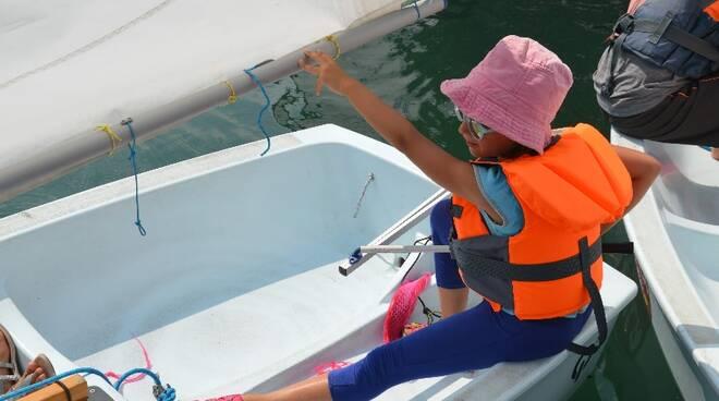 canottieri garda salò corsi estivi
