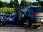 Desenzano frontale auto-moto in tangenziale Muore centauro 60enne