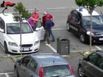 Flero pusher minaccia cliente Arrestata a consegna dei soldi