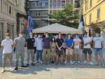 Fratelli d'Italia Brescia in corso Zanardelli
