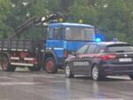 Inseguimento da Cremona a Pralboino fermati ladri di camion
