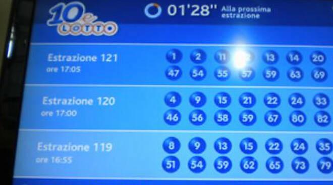 Montichiari video Lotto accesi Tabaccheria multata e chiusa