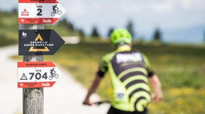 mountain bike sentieri in valcamonica