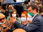 Salvini a Gardone Vt serve commissario per fare autostrada