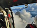 Tre Cime di Lavaredo Belluno soccorso alpinista bresciano