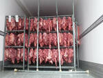 A21 carne trasportata in pessime condizioni scattano multe