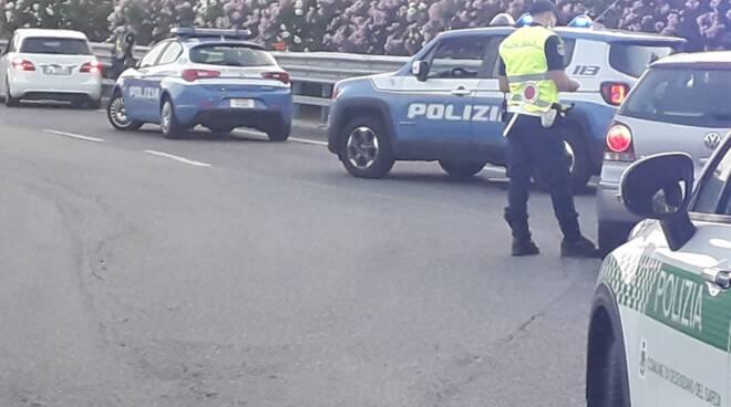 desenzano controlli straordinari della polizia