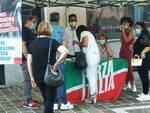 gazebo forza italia paratico