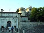Maltempo a Brescia riaprono parchi Vantiniano e il Castello