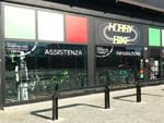 Montichiari spaccata e ladri in azione al negozio di bici Hobby Bike