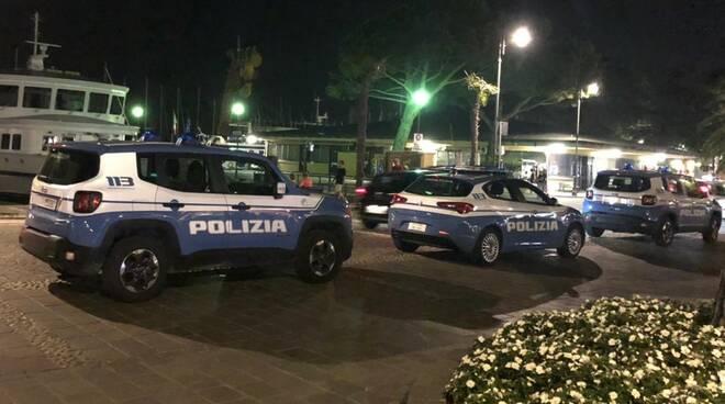 controlli di polizia a dsenzano del garda
