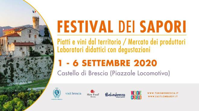 festival dei sapori Brescia