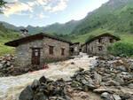 Maltempo due ondate a Case di Viso Strada per il passo Gavia resta chiusa