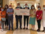Ospedali bresciani donati 87 mila euro dalla campagna di Conad
