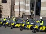 tricicli elettrici poste italiane Brescia