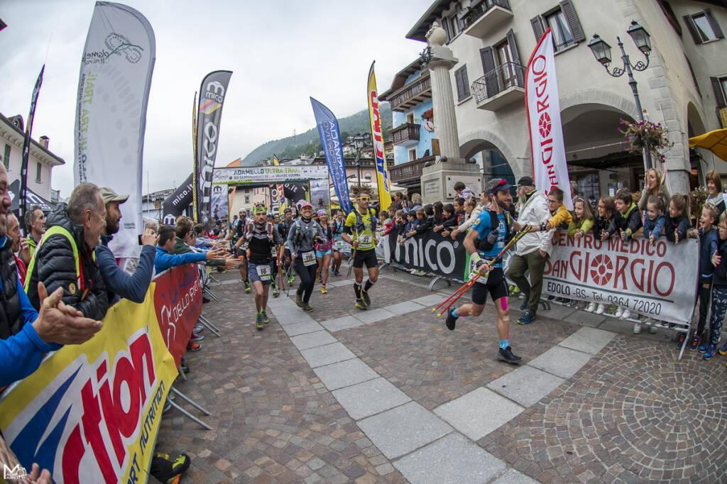 Adamello Ultra Trail: grande sforzo, ma che spettacolo