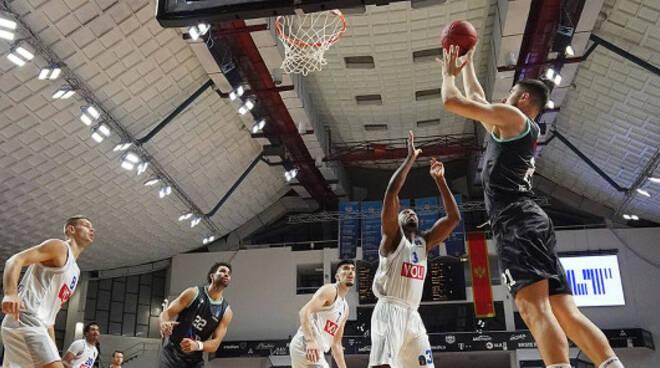 Basket Eurocup Brescia fallisce esordio sconfitta in Montenegro