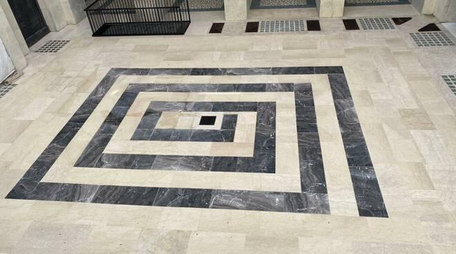 Brescia ristrutturazione Quadriportico