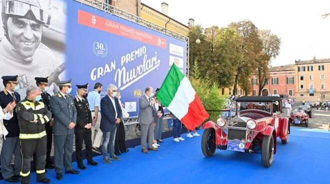 Gran Premio Nuvolari: si parte