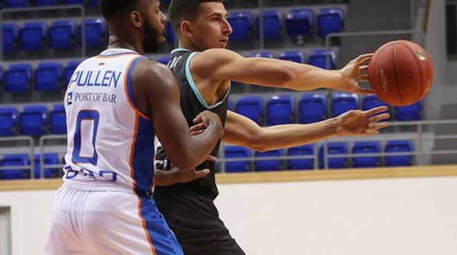 Basket Eurocup Brescia perde contro Mornar Bar in Montenegro