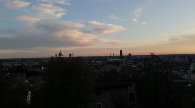 Brescia dal castello