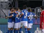 Calcio coppa Italia Brescia batte il Perugia 3 0 e supera il turno