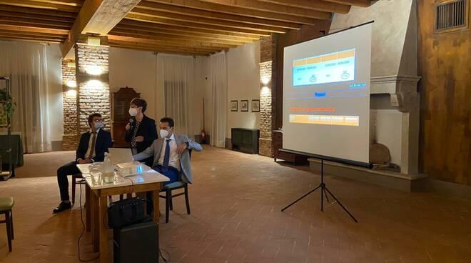 Rotary Club Brescia Manerbio ha attivato una borsa di studio da 10.000,00 euro presso l'Ospedale di Manerbio per verificare lo stato dei pazienti colpiti da Covid-19 dopo sei mesi dal contagio
