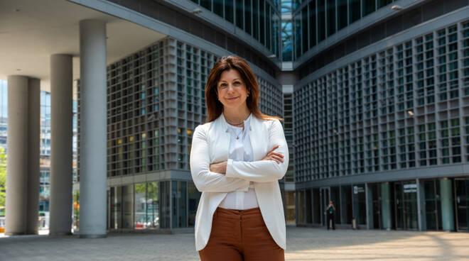 Claudia Carzeri consigliere regionale bresciana di Forza Italia