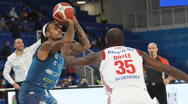 David Moss Germani basket Brescia