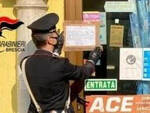 Dello negozio alimentari chiuso 10 giorni: non rispetta regole anti Covid
